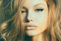 Katya Smirnova / Modelka