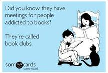 """We Love Books! / """"A mind needs books as a sword needs a whetstone, if it is to keep its edge."""" George R.R. Martin"""