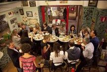 Avery Dennison event / Meetings can be perfectly combined with a gastronomic tour in Barcelona.