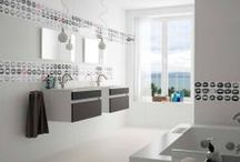 Bathrooms / #Inspiring pictures with the latest #trends in #bathrooms #decor.