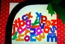 Language activities for preschoolers / Language activities for preschool / by Gerri Rose