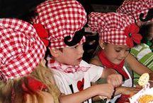Kids Pizza Seminar / Kids Pizza Making Seminar Class Trip http://www.jimmymax.com/content.php?content_id=1005