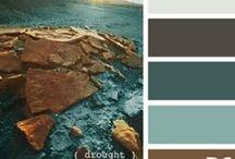 Nuances de couleurs