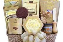 Corporate Gift Baskets / The Gift Planner gift baskets for any special occasion or corporate need. Client gifts, holiday gifts, thank you gifts and more. Our delicious gift baskets are filled with a variety of gourmet treat from chocolate, nuts, candy to popcorn and pretzels. We have special unique custom industry themed gift baskets to represent you and your company!