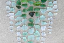 Sea glass and more