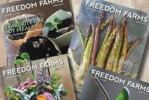 Freedom Farms News & Updates / News from the farm, our market, donut shop, and sandwich shop! Be sure to follow us on Facebook for regular updates: https://www.facebook.com/freedomfarmkings