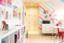 Pokoje dziewczynek