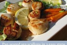 Seafood Recipes / Just keep swimming...seafood