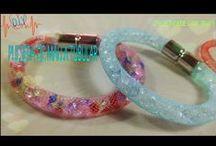 Diy: pulseras, bracelets / Tutoriales para realizar pulseras, bracelets