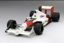 Historic Formula 1 Cars / Precision-built scale model replicas of history's greatest Formula 1 race cars.