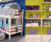 Za vedno otroci / Pohištvo za male in velike kreativce.