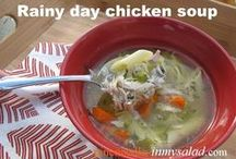 Soup Recipes / I love soup, chowders and bisques