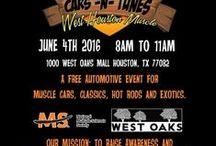 West Oaks Car Events