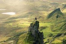 SCOTLAND / Travelling Scotland Highlands
