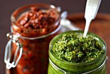 All about Salsas, Sauces, Dressings, Marinades,...