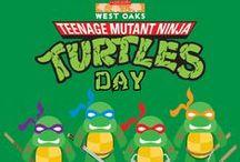Teenage Mutant Ninja Turtle Kids Club Event