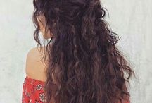 Hair / Hair ideas & DIY