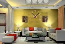 DE Wanduhr, 3D-Holz-Uhr Uhr auf einem Wandspiegel , Uhren und Schmuck / Stunden von Holz, Holz-Wanduhr, eine massive Uhr an der Wand, Uhren und Schmuck für Sie, schöne Uhr als Bildqualitätsuhren, Wanduhren in die Küche und das Wohnzimmer, moderne 3D-Wanduhr