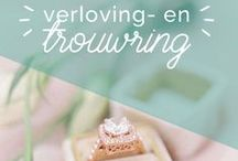 Trouwringen en verlovingsringen / Hier vind je de mooiste trouwringen voor jullie bruiloft. Klassiek en modern, goud, silver of rosegoud. In de laatste trends. Voor wat voor design ga jij?   #weddingring #engagementring #weddinginspiration #weddingidea #bruiloft #trouwen