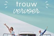 Trouwvervoer / Het belangrijkste ritje van je leven... Doe hier inspiratie op voor jullie vervoer naar de bruiloft!   #weddingtransport #limosine #weddinginspiration #weddingideas #wedding #trouwvervoer