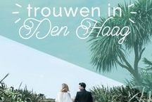 Trouwen in Den Haag / Alles voor jouw grote dag in Den Haag!   #denhaag #trouwenindenhaag #trouwen #verloofd #weddinginspiration #dutchwedding