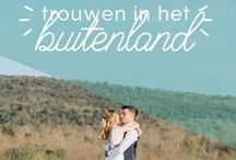 Trouwen in het buitenland / Trouwen op een van de meest prachtige locaties in de wereld iets voor jou? Doe inspiratie op over jullie eigen destination wedding!  #destinationwedding #trouweninhetbuitenland #weddinginspiration #trouwen #verloofd