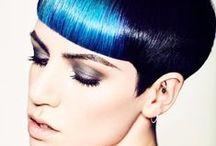 Hair Short Color/Woman