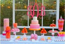 Party Ideas / by Amy Drewery