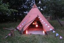 Tentipi / Light, durable, quick to pitch and gorgeous to look at. Tentipi branded Nordic Tipis offer a unique and communal approach to camping.  http://www.tauntonleisure.com/tentipi/b152