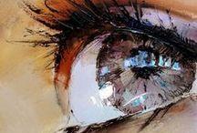 Eye Catching  Art ( captura de los ojos del arte)