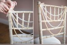 Wedding Decor Inspiration / For every kind of wedding, here are a few decorating ideas that we at Bijou love.