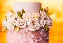 Wedding Cake Inspiration / A collection of our favourite (and very delicious looking) wedding cakes