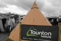 Taunton Leisure / It's all about us!