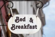 Bed & Breakfast (cama y desayuno)