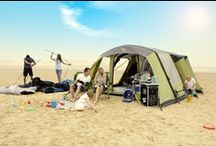 Family Tents 2013 / A selection of the family tents we sell instore and online
