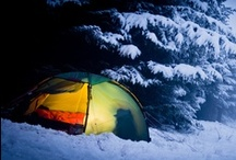 Backpacking Tents / For those who want something small, light, and don't want to compromise on performance. For use off the beaten track and on campsites around the world - your tent is your home, wherever you go, whatever you do.