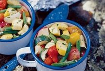 Camping food & recipe ideas! / Food & drink - Recipe ideas ideal for the campsite or on the go!