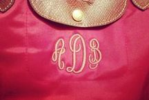 Must have MONOGRAMS / by Claire Daniel