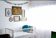 rooms for little people / Ideas for decorating children's rooms, nurseries and play rooms.