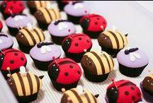 Ladybugs and Bumblebees
