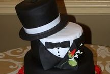 Reception: Grooms' Cakes Ideas / #sonalshah #wedding #weddings #indianwedding #indianweddings #cake #cakes #groom #grooms #groomcake #groomcakes #groomscake #groomscakes #weddingcake #weddingcakes #reception #receptions #receptioncake #receptioncakes