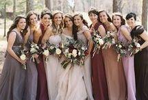 Autumn Weddings / Inspiration for an autumn wedding.