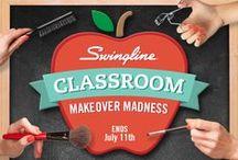 Classroom Makeover Madness