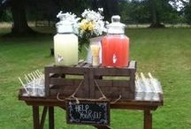 Bijou's Trike and Lemonade Stand / Here are some photos of our very popular trike and lemonade stand!!