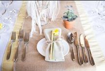 Spring Weddings / Spring wedding ideas