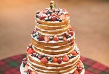 Inspiration: Wedding Cakes ♥ / because the cake is one of the reasons why I started working in the industry!