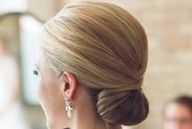 Wedding Hair and Beauty / The best wedding hair styles and bridal beauty tips on Pinterest