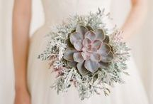 Wedding Flowers / Amazing bridal bouquets and floral inspiration