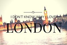 Travel England / All my love and favorite places and things about England.
