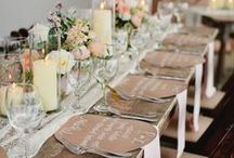 Vintage Wedding Inspiration / A board by Bijou dedicated to vintage wedding ideas